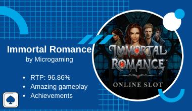 Immortal Romance online slot