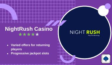 NightRush pick selection
